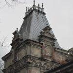 04.pokrycie z blachy do wymiany wraz z odtworzeniem  ozdobnych detali - wieża wschodnia