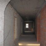 25.Wymiana stropów nad I piętrem - strop nad korytarzem