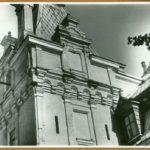 Fragment wieży zachodniej, 1961 r.