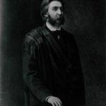 Feliks hr. Sobański, mal. Karol Miller, 1870 r.; fot. Krystyna Kowalska, 1971 r.  Archwum MWKZ