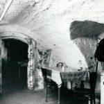 Piwnice pałacowe; fot. K. Kowalska, 1977 r. Arch. Mazowieckiego Wojewódzkiego Konserwatora Zabytków