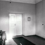 Pokój na parterze pałacu; fot. K. Kowalska, 1977 r. Arch. Mazowieckiego Wojewódzkiego Konserwatora Zabytków