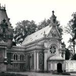 Kościół św. Felixa de Valois; fot. K. Kowalska, 1977 r. Arch. Mazowieckiego Wojewódzkiego Konserwatora Zabytków