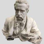 """Francesco Jerace, """"Władysław Sobański"""", zbiory muzeum Castel Nuovo w Neapolu. Fot. Elżbieta Caillot Sobańska"""
