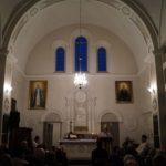 Odnowiona kaplica grobowa Łubieńskich i Sobańskich