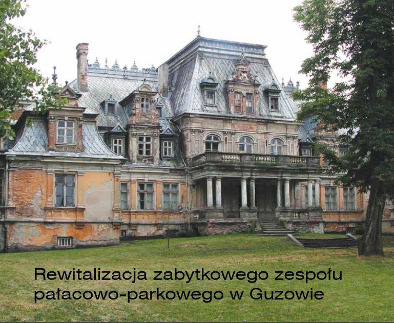 Guzow.rewitalizacja.fot