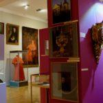 Muzeum Narodowe Ziemi Przemyskiej, fragment wystawy; 13. 05. 2017