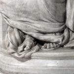 """Francesco Jerace """"Nawrócenie św. Augustyna"""", 1900 r.; fot. P. Jamski"""