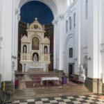 Prezbiterium kościoła św. Augustyna w Warszawie; fot. P. Jamski