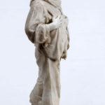 """Francesco Jerace, """"Guapetiello"""", koniec XIX w., alabaster; fot. Piotr Jamski, 2017"""