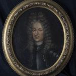 Portret niezidentyfikowanego mężczyzny, XVIII w. fot. Piotr Jamski, 2017