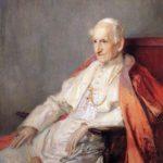 Leon XIII, mal. Philip Alexius de László, 1900; Węgierska Galeria Narodowa
