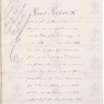 Pierwsza strona breve Piusa X przyznającego tytuł hrabiowski Antoniemu Sobańskiemu, 1911 r. Archivum Secretum Vaticanum