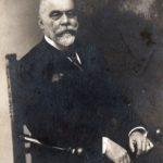 Michał hr. Sobański zm. 1934