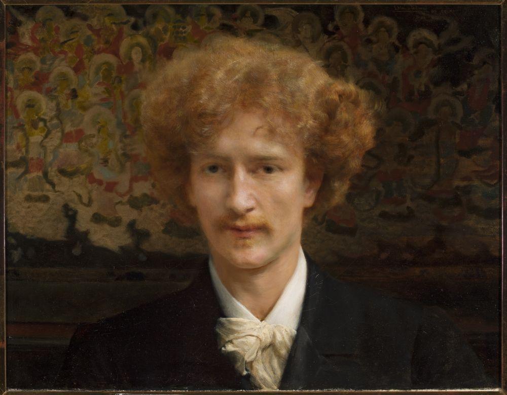 003. portret Paderwskiego