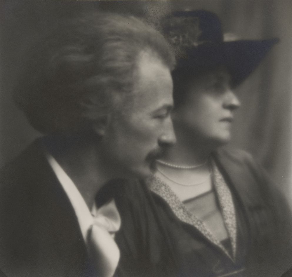 004. Ignacy i Helena Paderewscy
