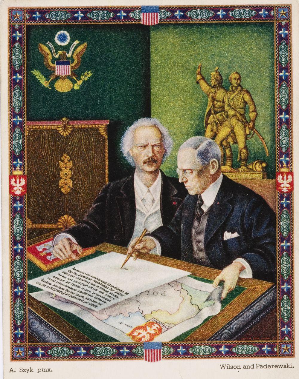 005. Wilson i Paderewski