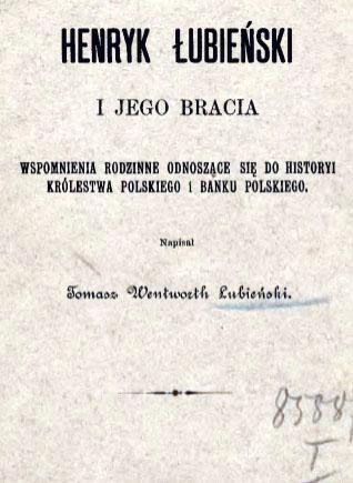 H.Lubienski.i.jego.bracia.Krakow.1886