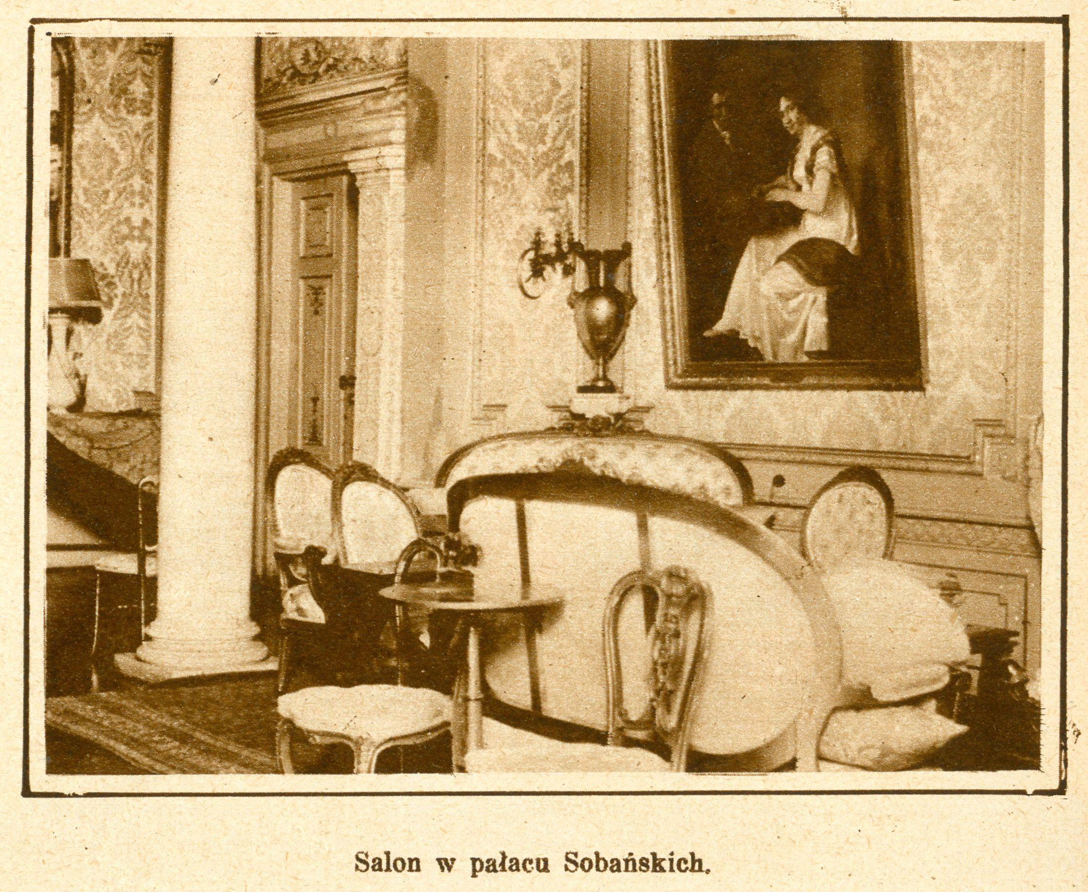 Swaitowid nr 51 17.12.1927 palac Sobanskich Warszawa 3