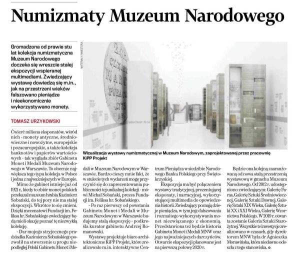 Numizmaty.Gazeta.Wyborcza.stoleczna.16.08.2018