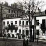 Zakład dla chorych w latach 1930., fot. z arch. Zgromadzenia ss. Felicjanek