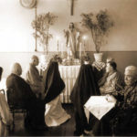 Sala chorych w latach 1930., fot. z arch. Zgromadzenia ss. Felicjanek