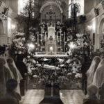 Kaplica zakładu w latach 1930., fot. z arch. Zgromadzenia ss. Felicjanek