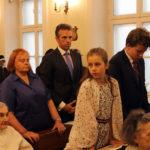 Reneta, Michał, Zofia, Felix Sobańscy, 15.09.2018