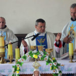 Uroczysta msza św.