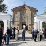 W oczekiwaniu na uroczystą rekonsekrację kaplicy