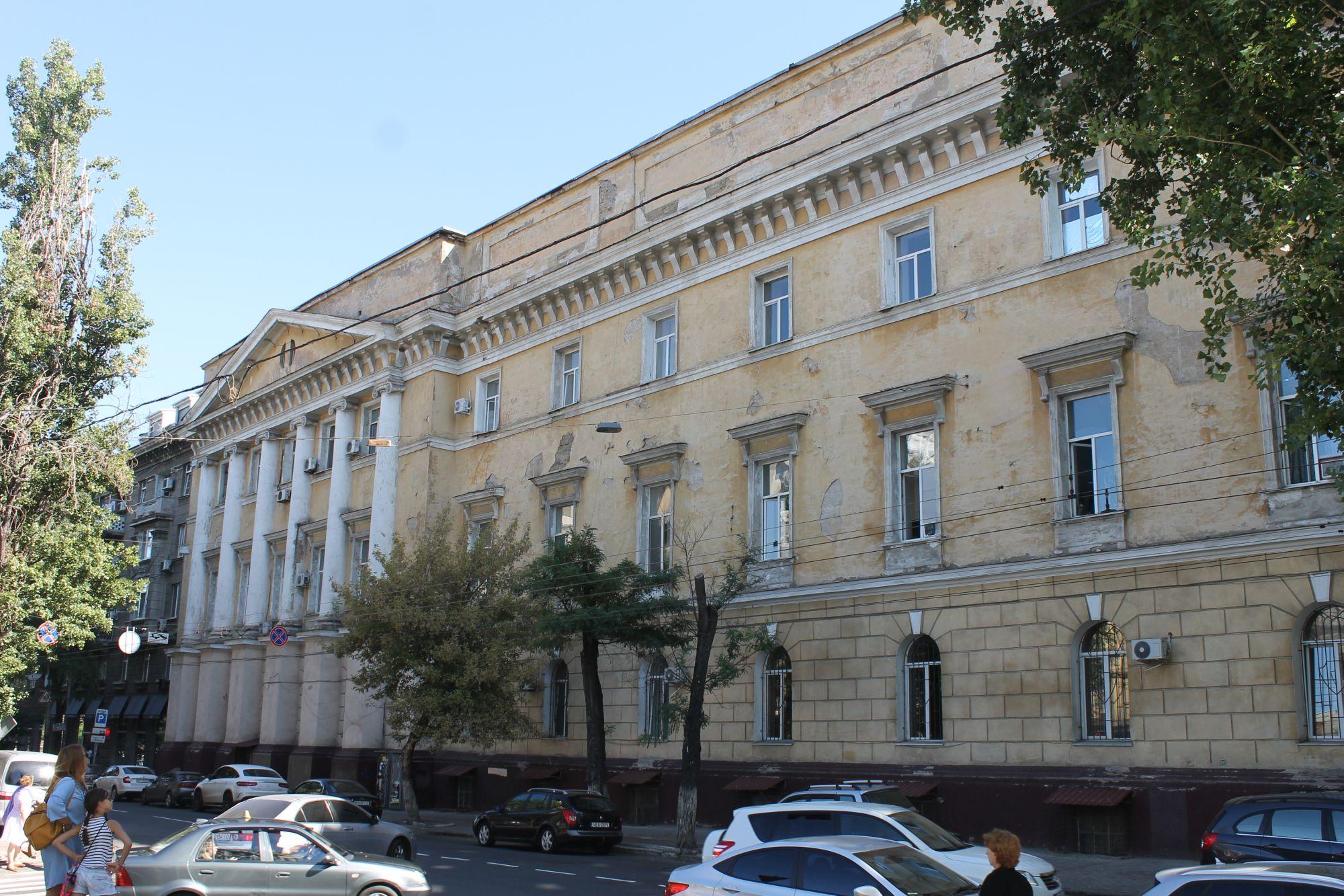 Ulica Sobanskiego w Odessie 4