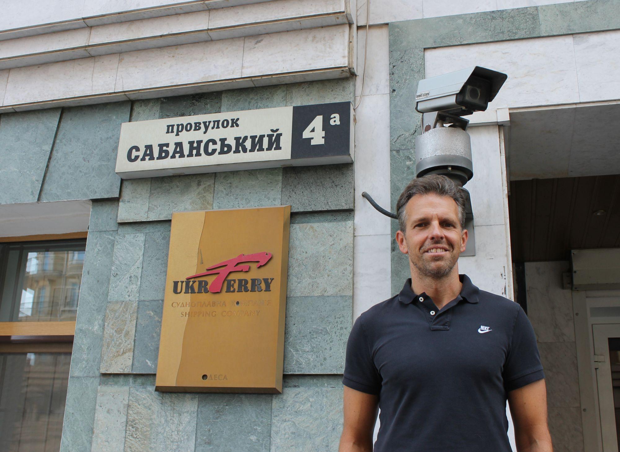 Ulica Sobanskiego w Odessie 5