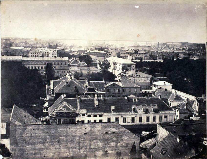 003_Palac.Bielinskich.fot.Karol.Beyer.1856 r.