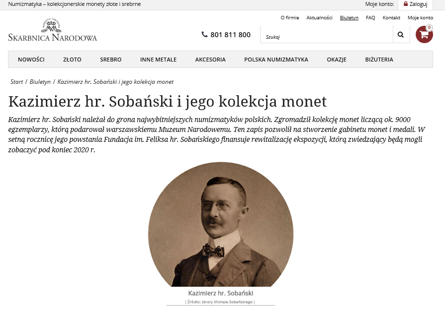Kazimierz_Sobanski_Skarbnica Narodowa