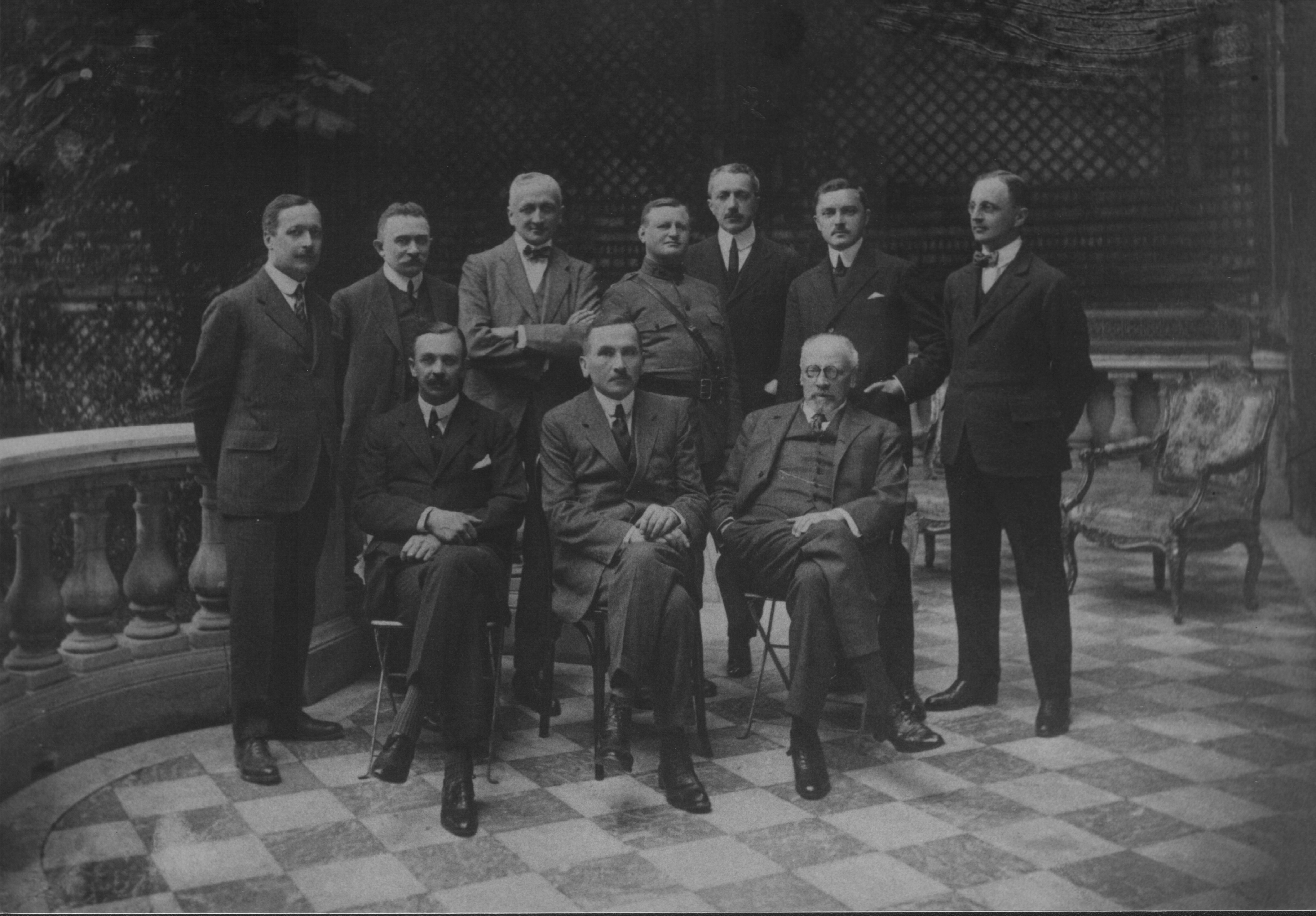 0 1919 Komitet Narodowy Polski